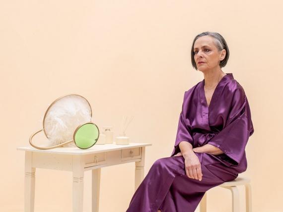 Елена Тамбулини сделала предметы для счастливой старости