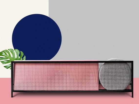 Дизайнер из Сан-Паулу сделала дизайн, вдохновленный тетрисом