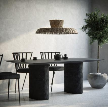 Украинский бренд Faina представил мебель из глины и льна