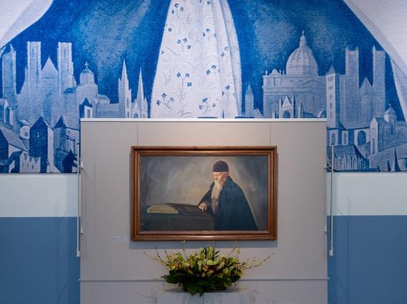 Музей Рерихов на ВДНХ обновил экспозицию