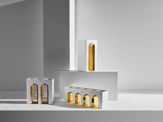 Студия LATOxLATO представила предметы, вдохновленные итальянской архитектурой