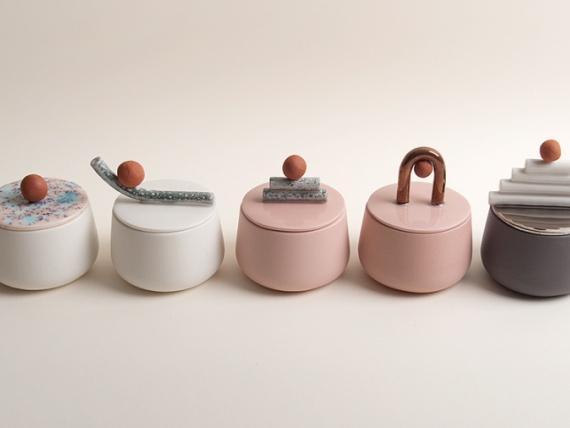 Дизайнер Лаура Итконен сделала коллекцию керамических скульптур