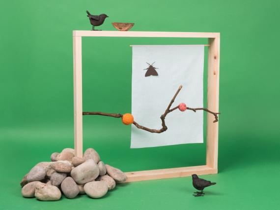 Дизайнеры сделали инсталляции, чтобы следить за дикой природой