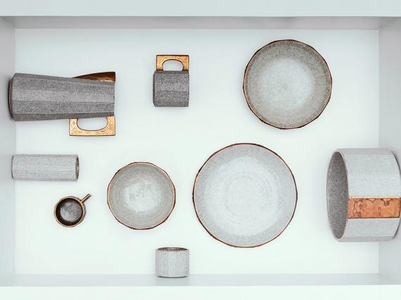 Студия Max ID NY представила коллекцию керамики с русским названием