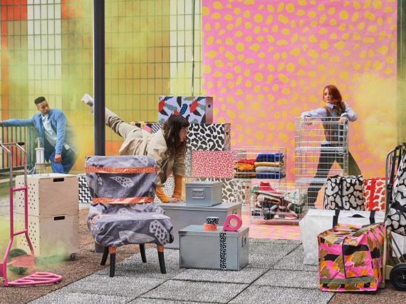 IKEA выпустила коллекцию вещей для переезда