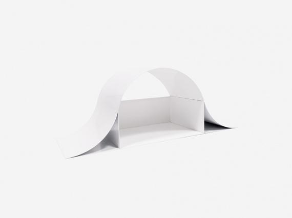 Дизайнеры из Японии andAssociates заново придумали полку