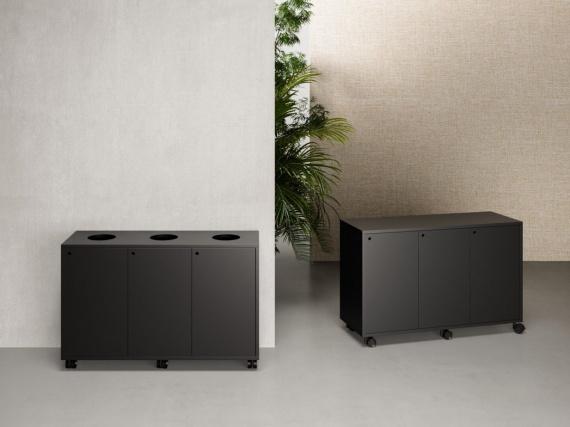 Gensler представили офисную систему Atelier