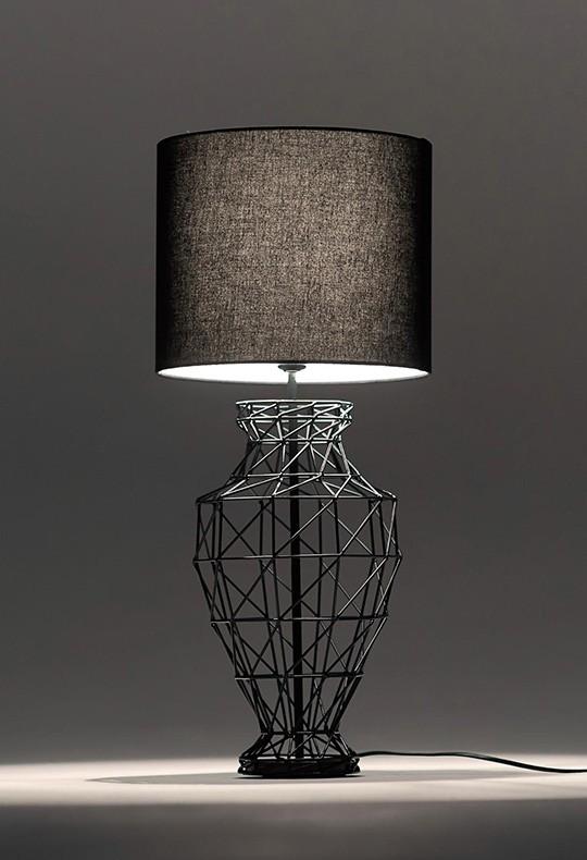 Настольная лампа Amphora Ольги Подольской. Российские дизайнеры на Beijing Design Week