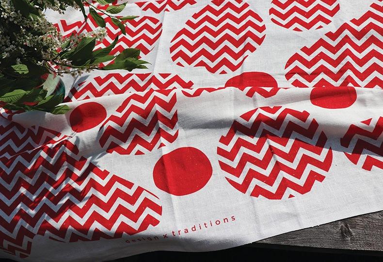 Коллекция текстиля Perinne. Российские дизайнеры на Beijing Design Week