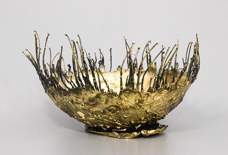Золотые вазы Олега Аксенова. Российские дизайнеры на Beijing Design Week