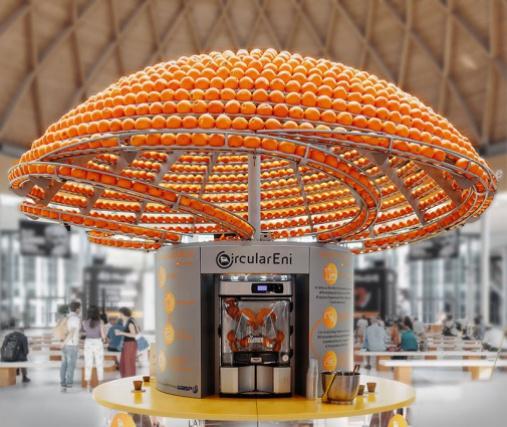 Карло Ратти превращает апельсины в биопластик