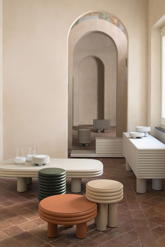 Maison & Objet Paris, сентябрь 2019: выбор Design Mate. Коллекция Scala, GIOBAGNARA