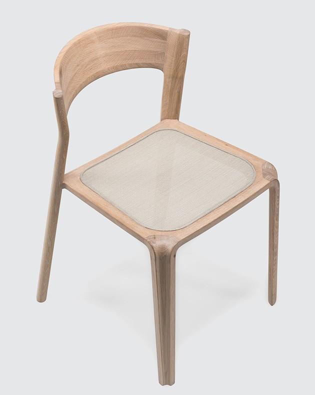 Maison & Objet Paris, сентябрь 2019: выбор Design Mate. Стул Primum, MS&WOOD