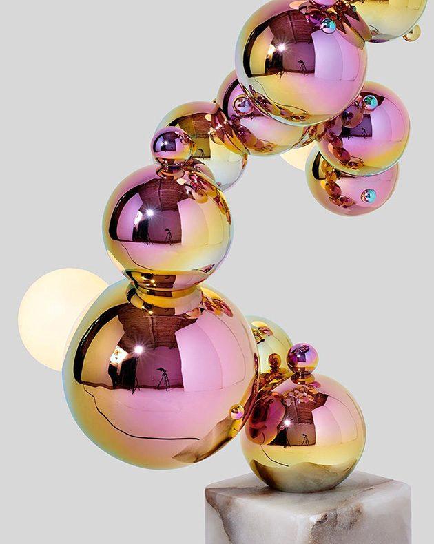 Maison & Objet Paris, сентябрь 2019: выбор Design Mate. Светильник в виде пузырей, Рози Ли
