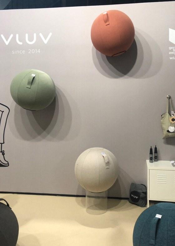 Maison & Objet Paris, сентябрь 2019: выбор Design Mate. Кресло-шар VLUV
