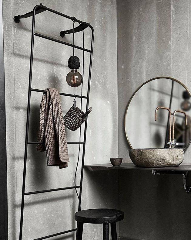 Maison & Objet Paris, сентябрь 2019: выбор Design Mate. Вешалка Ladders, Muubs A/S