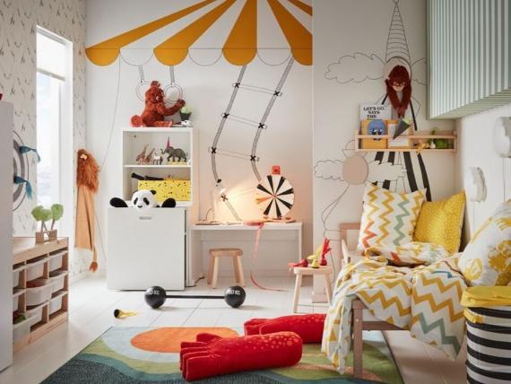 IKEA начнет принимать в России старую мебель на переработку