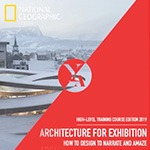 Стипендия на участие в воркшопе Architecture for Exhibition