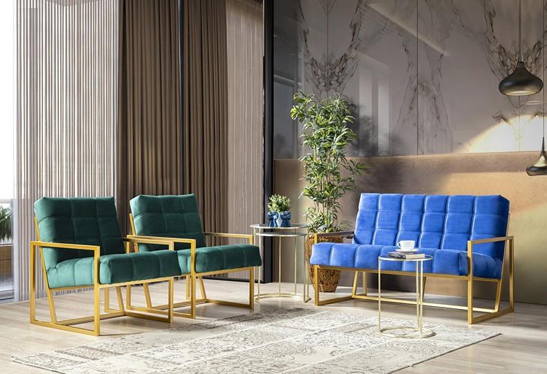 Кресло в стиле ар-деко, Evgor