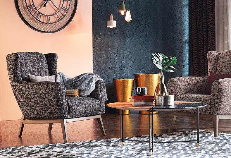 Кресло «Берже», Enza Home