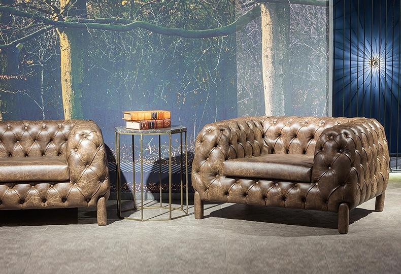 Клубное кресло, ArtDesign