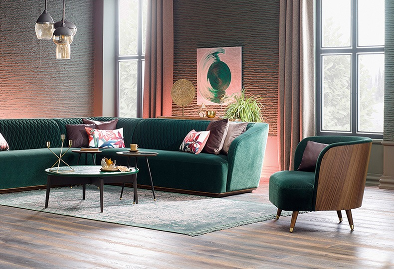 Кресло «Слиппер», Enza Home