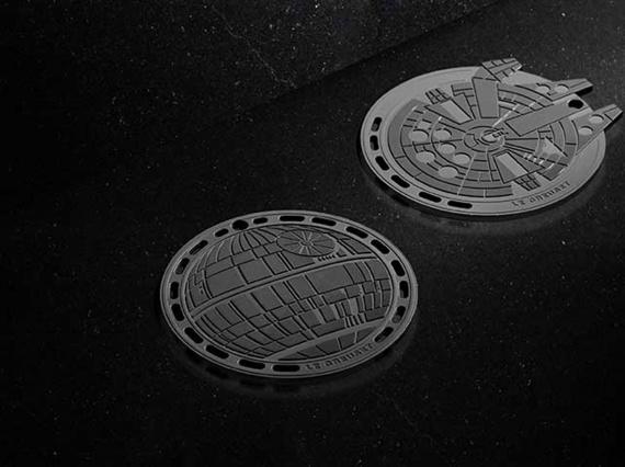 Le Creusetвыпускает коллекцию посуды, посвященную Звездным Войнам