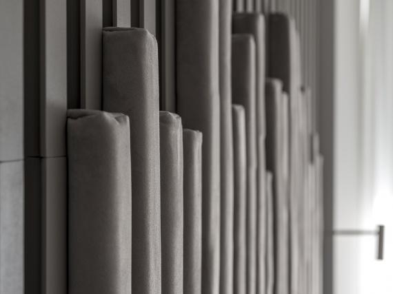 Дизайнер Михаил Свистунов представил систему стеновых панелей TOUCH