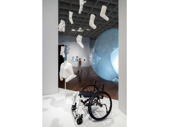 В Филадельфийском музее искусства проходит выставка, посвященная дизайну будущего