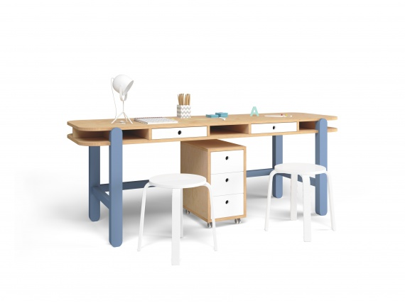 Бренд PLAYPLY выпустил мебель для подростков