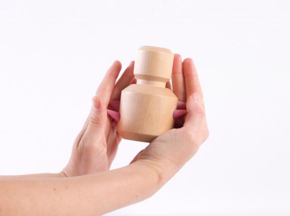 Израильский дизайнер создала серию детских психотерапевтических игрушек