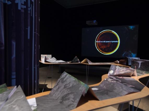 С 23 ноября по 23 февраля в Кролевской академии художеств пройдет выставка Eco-Visionaries