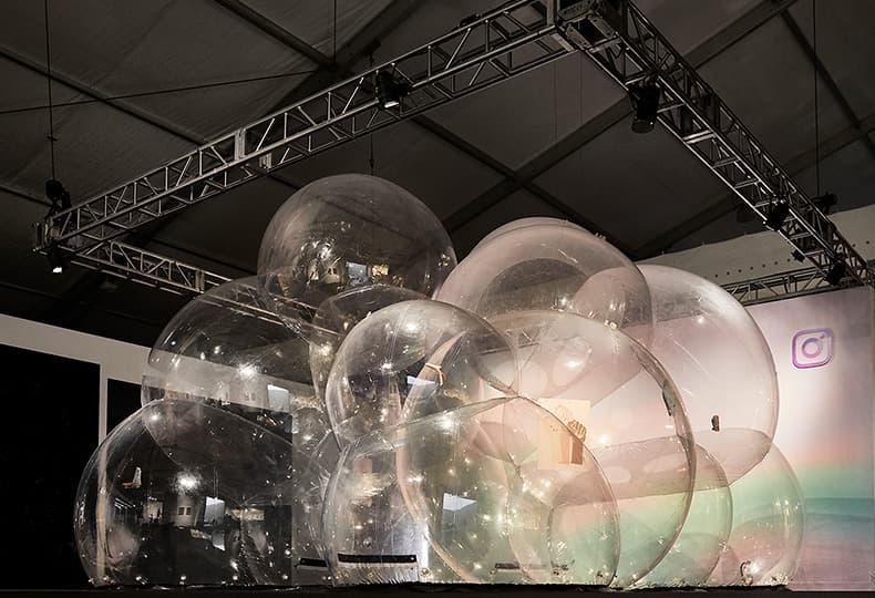 «Мыльные пузыри» от Studio Swine