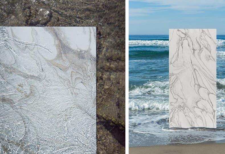 Искусство, природа и наука в серии Patternity для Cosentino