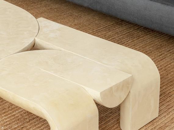 Древнее искусство в дебютной коллекции мебели Яна Фелтона