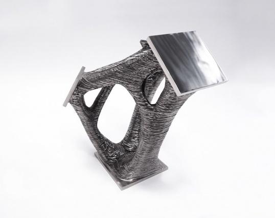 Роботизированный 3D-принтер создает соединители из стали