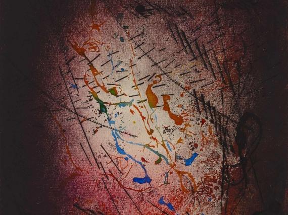 В архивах Смитсоновского института нашли неизвестные картины Яёи Кусамы