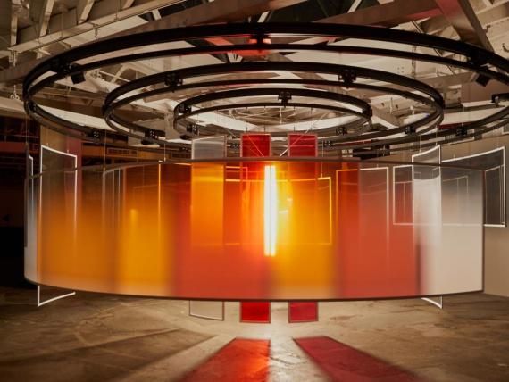 Новые инсталляции о городском будущем от A / D / O
