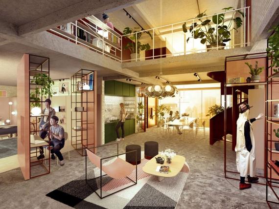 MINI Living представит новую концепцию городской жизни в Шанхае