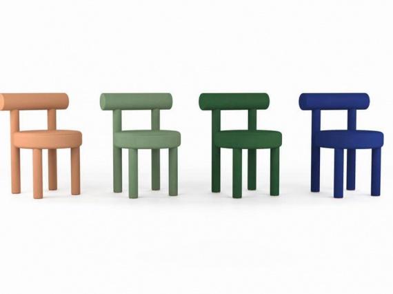 Катерина Соколова представляет коллекцию мебели для бренда NOOM