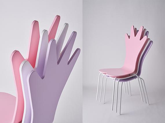 Причудливая анатомия стульев от Адама Натаниэля Фурмана