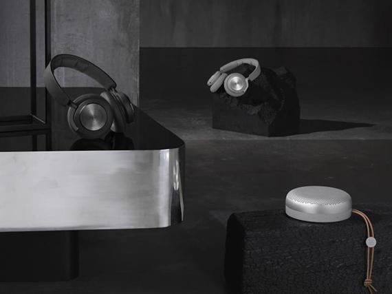 Нестандартные формы музыкальных колонок от Bang & Olufsen