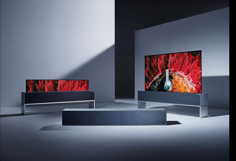 Signature OLED TV R от LG