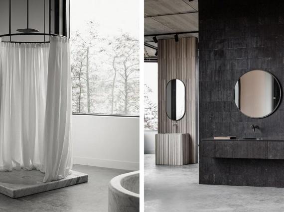 Дизайнерская студия Пит Буна и Salvatori открыли первый выставочный зал в Нидерландах