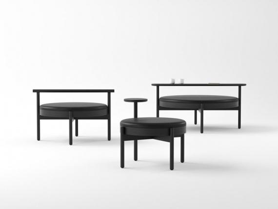 Новая коллекция деревянных банкеток hygge от Kauppi & Kauppi