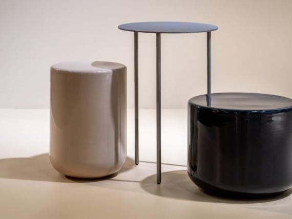 David Thulstrup представляет керамические столики для Møbel