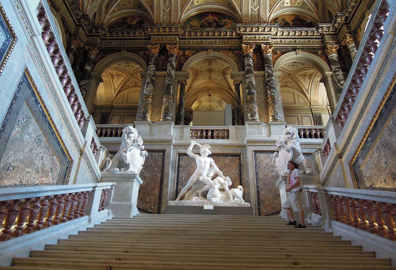 Венский музей истории искусств - 12 музеев, которые можно посетить онлайн