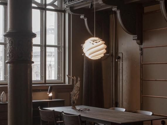 В историческом национальном архиве Стокгольма открылась первая в мире выставка дизайна