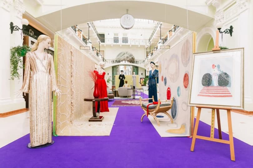 Per Sempre — новая коллекция ковров ручной работы от BoscoCasa и Tapis Rouge