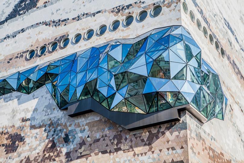 OMA завершило строительство универмага Galleria в Кванджу